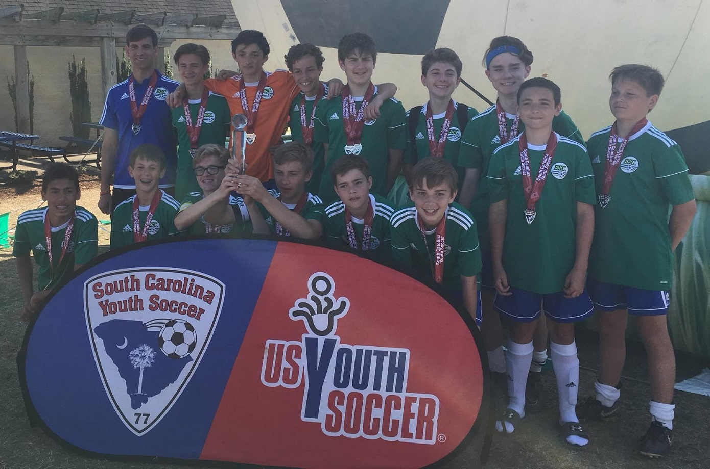ESC 04 Boys PMC Champs 2018