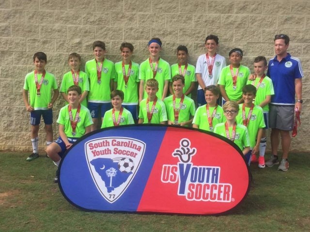 2017 U13 PMSL State Cup Champs - ESC 04 Boys