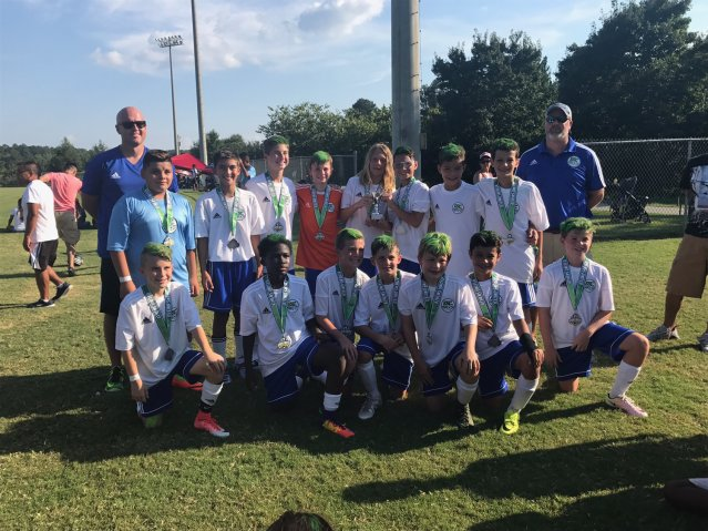 ESC 05 Boys - 2017 Athens United Invitational Finalists