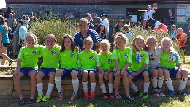 esc u9 girls cesa spring champs
